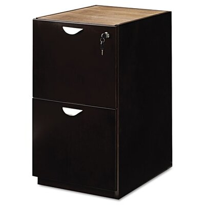 Mayline Group Luminary File Pedestal for Desk