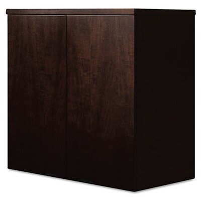 Mayline Group Mira Series Wood Veneer Wardrobe Unit, 34 3/4W X 24D X 38H
