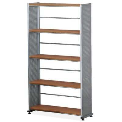 Mayline Group Eastwinds 5 Shelf Bookcase
