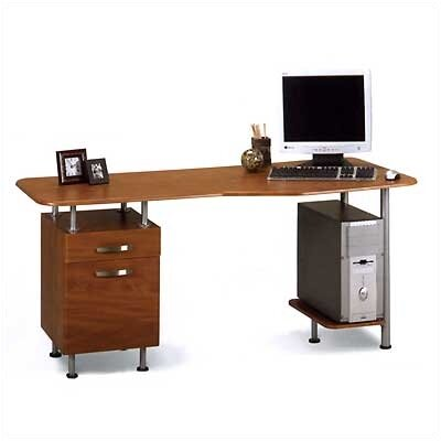 Mayline Group Eastwinds Computer Desk with File