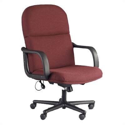 Mayline Group Comfort Mid-Back Office Chair with Arms