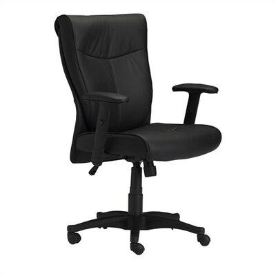 Mayline Group AVA 2528 Mid-Back Office Chair with Arms