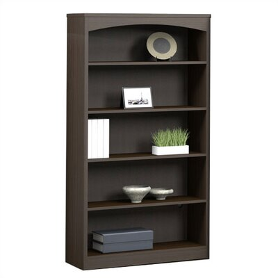 Mayline Group Brighton 5-Shelf Bookcase