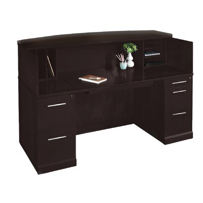 Sorrento Reception Desk with Counter