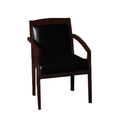 Mayline Corsica Two Wood Guest Chair