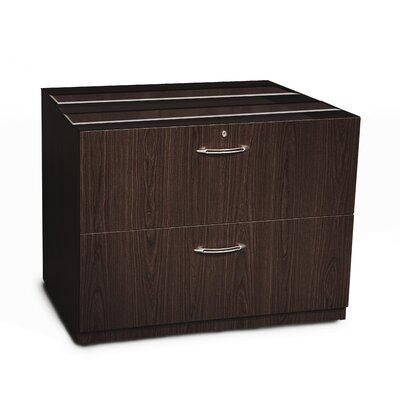 "Mayline Group Aberdeen 29.5"" H x 30-36"" W Desk Pedestal"
