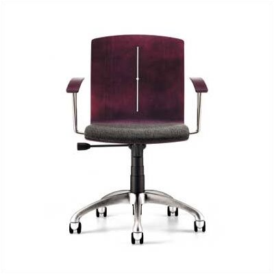 Source Seating Zag Moves Swivel Office Chair