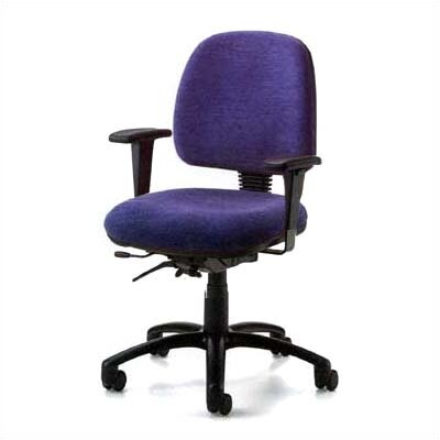 Source Seating Low-Back Trilogy Task Chair