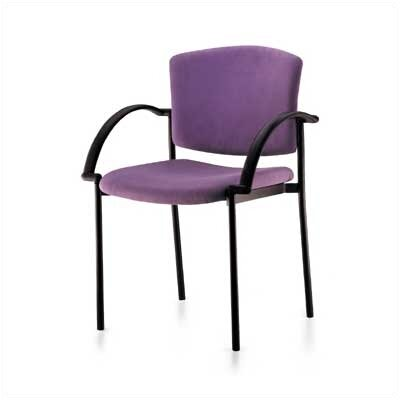 Source Seating Convex Staxx Stacking Chair (Upholstered)