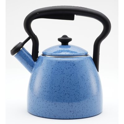 Paula Deen Signature 2-qt. Curvy Whistling Tea Kettle