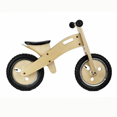 Smart Gear Classic Wooden Training Bike