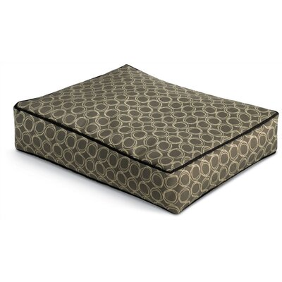 Crypton Fade Resistant Ringo Newsprint Pet Bed