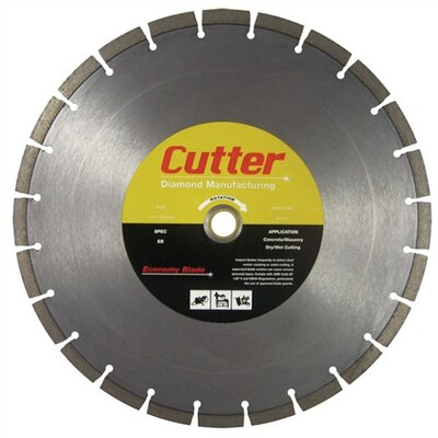 Economy High Speed Diamond Blade for General Purposes