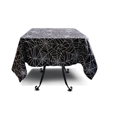 Spider Web Cotton Tablecloth