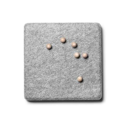 Menu Felt Panel Pin Board