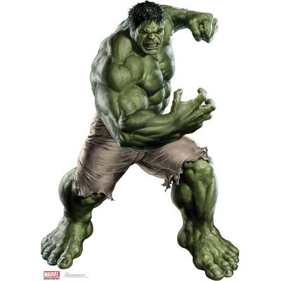 Advanced Graphics The Hulk - Avengers Stand-Up