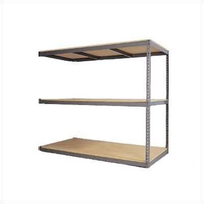 Republic Rivet Wedge-Lock High Capacity Bulk Unit with 3 Shelf Frames: Adder Unit