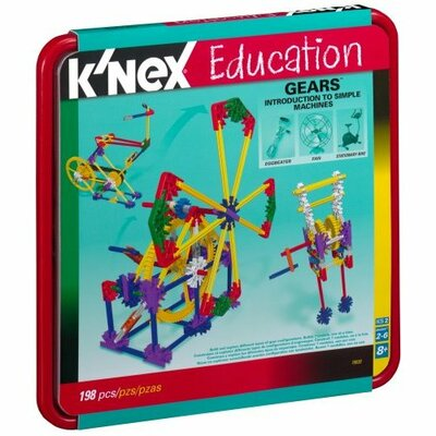 K'NEX Education Intro to Simple Machines Gears