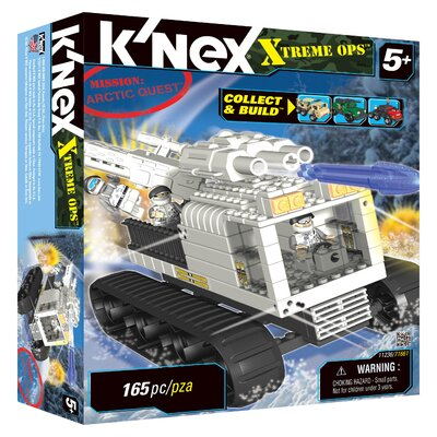 K'NEX C&B Global Defenders: Arctic Force Quest