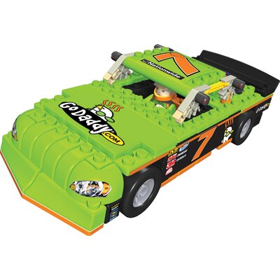 K'NEX Go Daddy Car Building Set