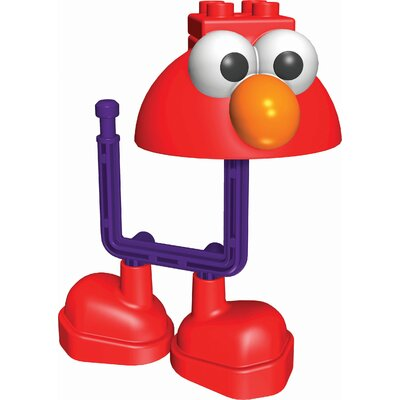 K'NEX Sesame Street Talking Elmo Knight