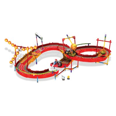 K'NEX Nintendo Mario and Diddy Kong's Fire Challenge Building Set