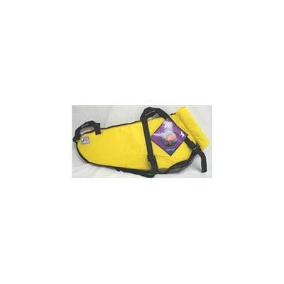 Premier Pet Fido Float Dog Life Jacket in Yellow