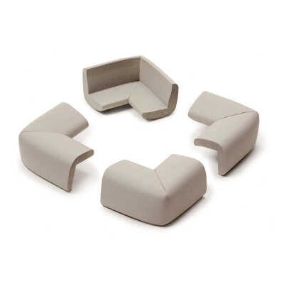 Prince Lionheart Table Corner 4 Pack in Grey