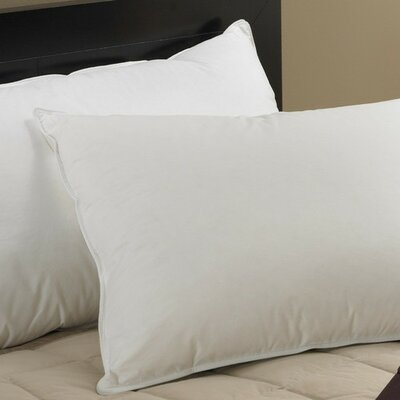 Down Inc. 360 Thread Count Sateen Down Alternative Soft Pillow