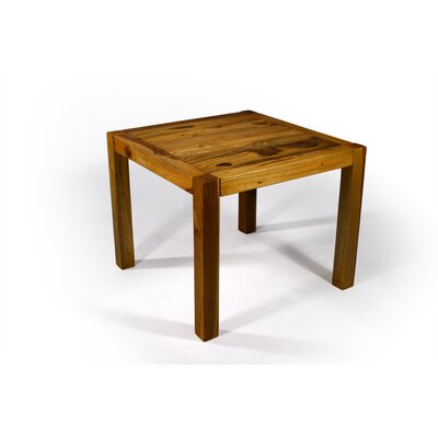 Inlay End Table