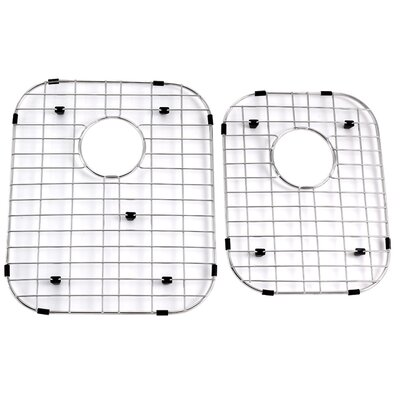 Kraus Stainless Steel 17&quot; Bottom Grid for Kitchen Sink
