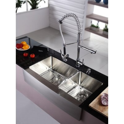 "Kraus Stainless Steel 32.9"" Bottom Grid for Kitchen Sink"