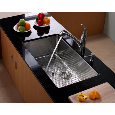 "Kraus 30"" Undermount Kitchen Sink"