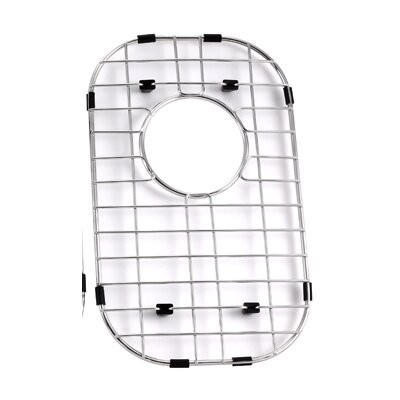 Kraus Stainless Steel 14.65&quot; Bottom Grid for Kitchen Sink