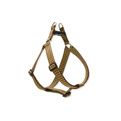 "Lupine Pet Copper Canyon 1"" Step In Dog Harness"