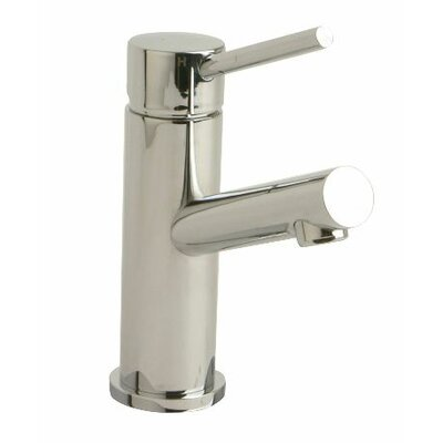Single Handle Centerset Bathroom Faucet with Optional Deck Plate - LL102-PC
