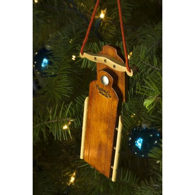 Mountain Boy Sledworks Ultimate Flyer Ornament