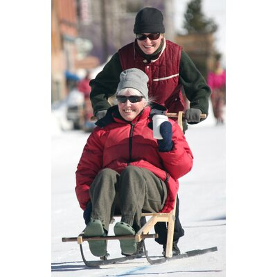 Mountain Boy Sledworks Double Kicksled