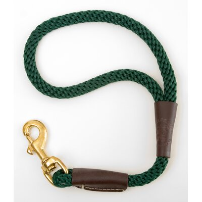 Traffic Leash in Green