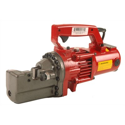 "Tolman Tool Electric/Hydraulic Rebar Cutter for 7/8"" Grade 60 Rebar"