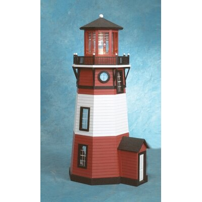 Half-Scale New England Lighthouse Dollhouse Kit