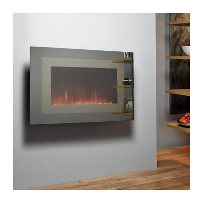 Burley UK Ayston Wall Mounted Electric Fireplace