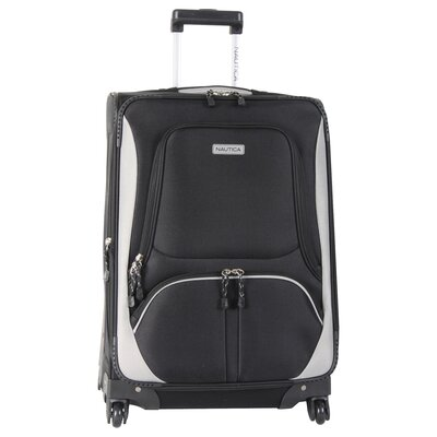 "Nautica Downhaul 24"" Expandable Spinner Suitcase"