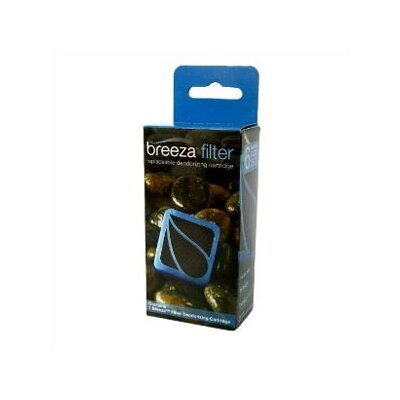 Brondell Breeza Deodorizing Replacement Carbon Filter