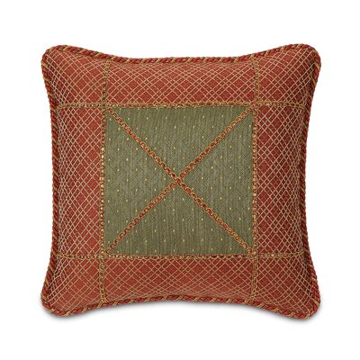 Eastern Accents Glenwood Quentin Bordered Decorative Pillow
