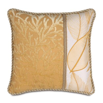 Eastern Accents Antigua Polyester Augustine Decorative Pillow with Collier