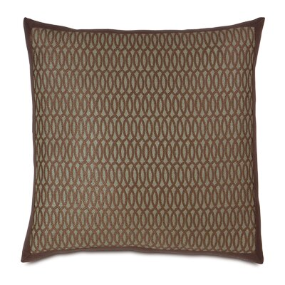 Cambium Polyester Heartwood Decorative Pillow with Ribbon