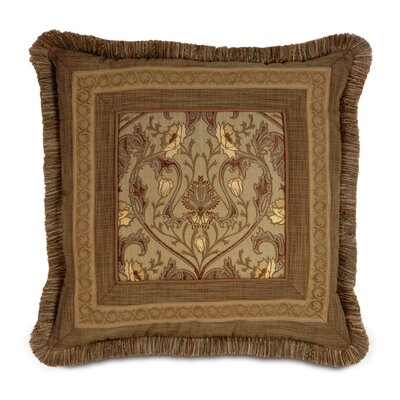 Eastern Accents Fairmount Mitered Corners Decorative Pillow