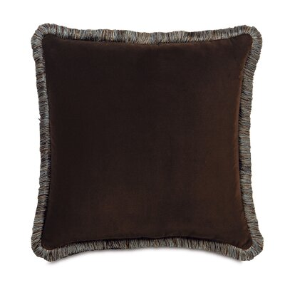 Eastern Accents Powell Polyester Jackson Decorative Pillow with Brush Fringe