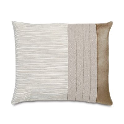 Eastern Accents Sarasota Polyester Decorative Pillow with Pleats